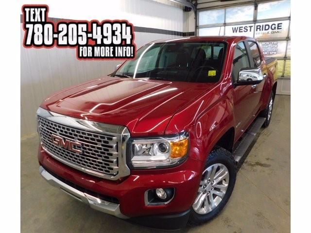 2019 GMC Canyon