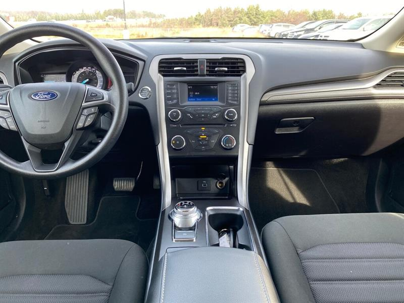 Ford Fusion 21