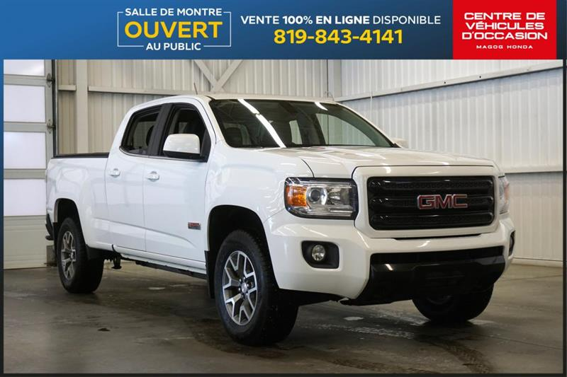 2018 Gmc  Canyon All Terrain+Diesel+4WD+caméra+