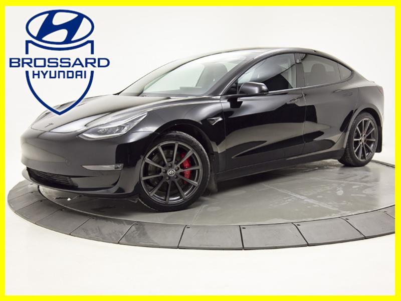 Tesla Model 3 PERFORMANCE NAV 0/100KM 3.3 SE 2020