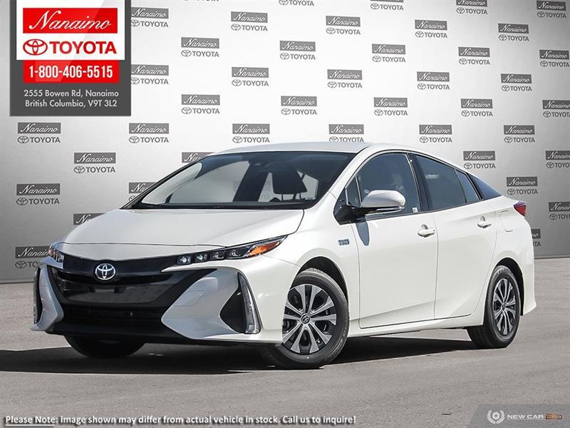 toyota Prius 2021 - 1