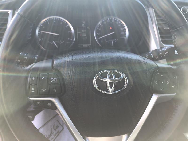 toyota HIGHLANDER XLE AWD 2016 - 15