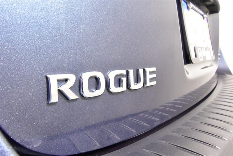 Nissan Rogue 8