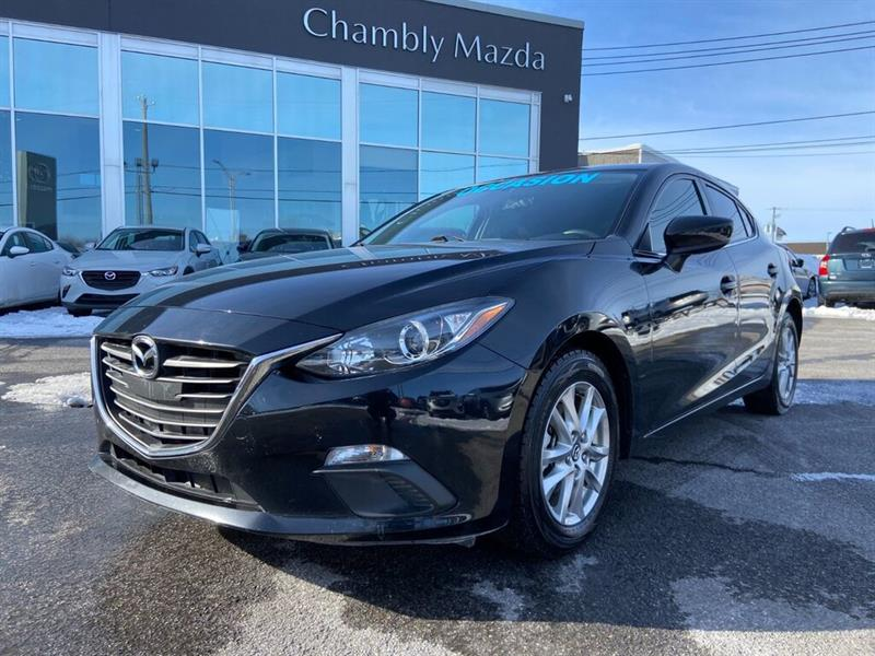 2015 Mazda  Mazda3 GS, NAVI, CAMERA, BLUETOOTH, R