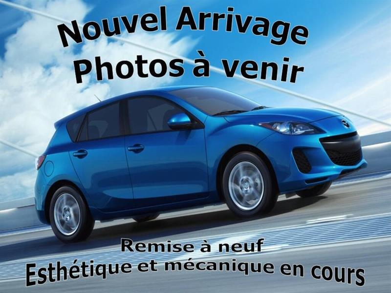 2016 Mazda  Mazda3 GS, SIEGES CHAUFFANTS, CAMERA,