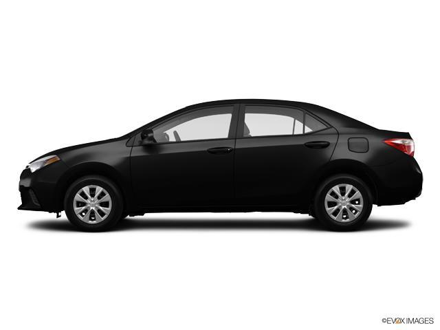 2016 Toyota  Corolla 4dr Sdn Auto CE