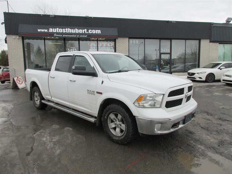 2014 Dodge Pick-up