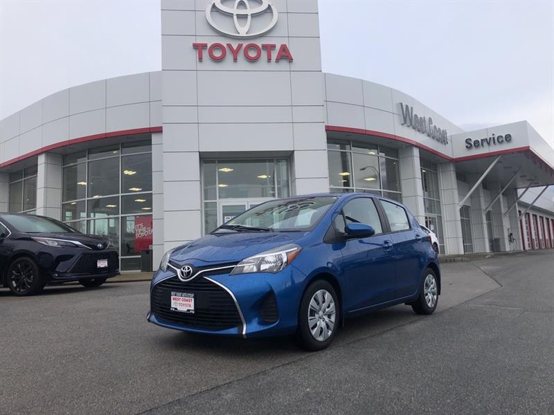 2017 Toyota Yaris