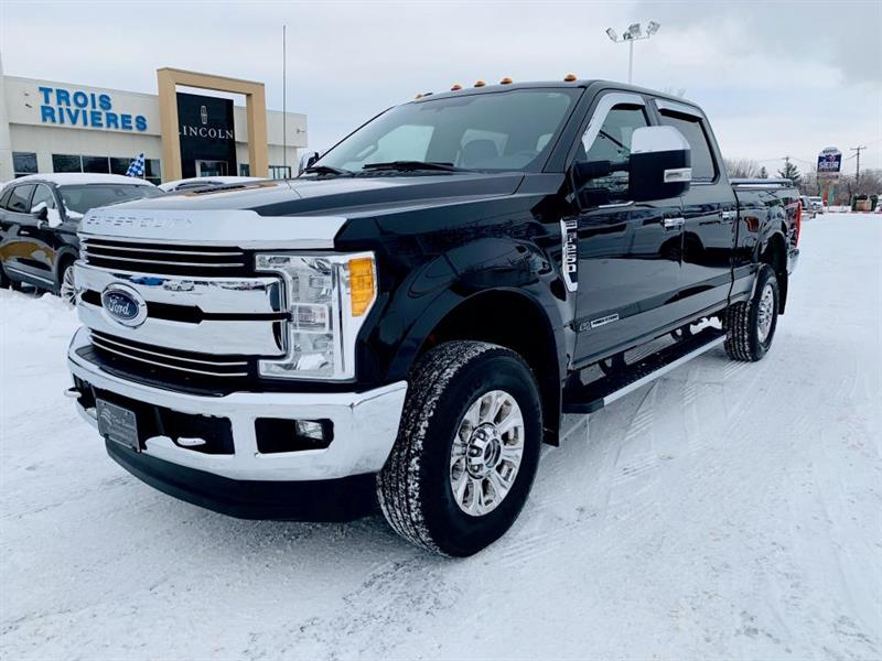 Ford F-250 XLT Diesel Navigation Ensemble 2017