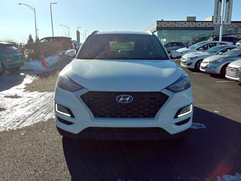 2020 Hyundai  Tucson PREFERRED FWD VOLANT CHAUFFANT