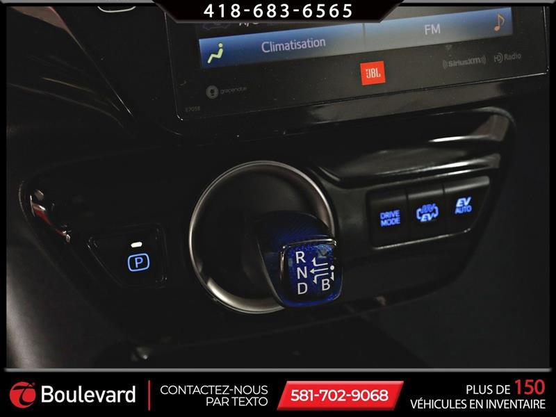 toyota Prius Prime 2020 - 33