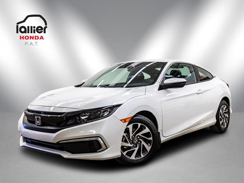 2020 Honda Civic Coupe