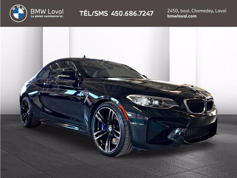 2017 BMW 2