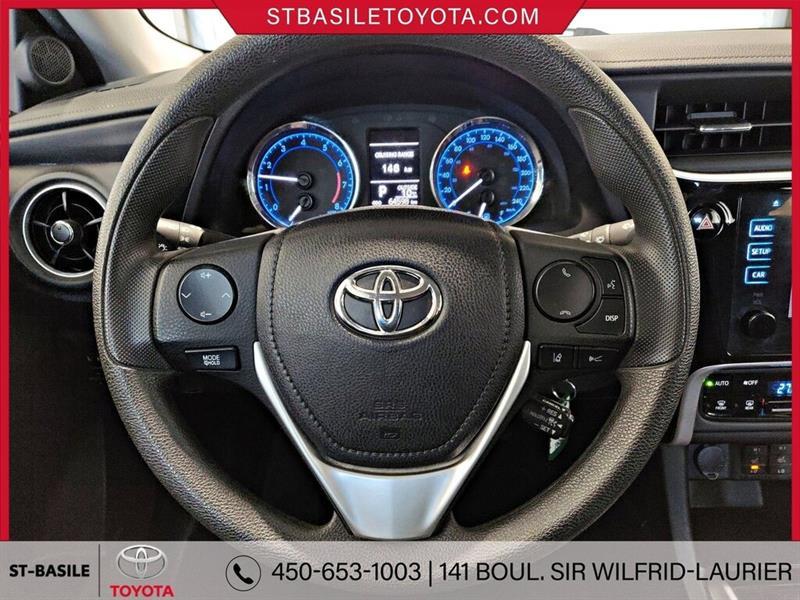 toyota Corolla 2019 - 16