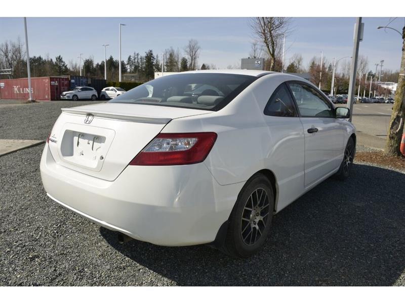 Honda Civic Coupe 2