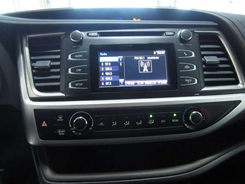 Toyota Highlander 11
