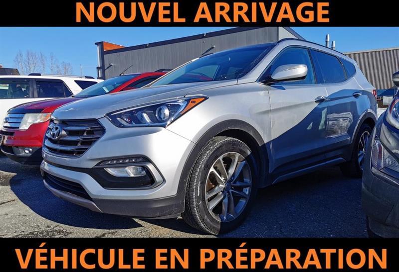 2017 Hyundai  Santa Fe SPORT + 2.0T + TOIT+ CUIR !