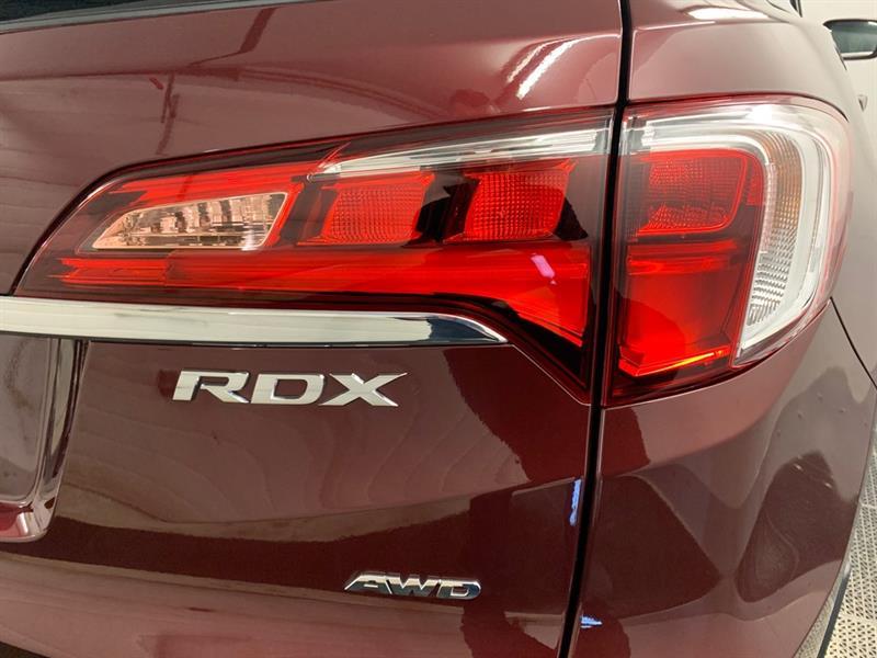 Acura RDX 27