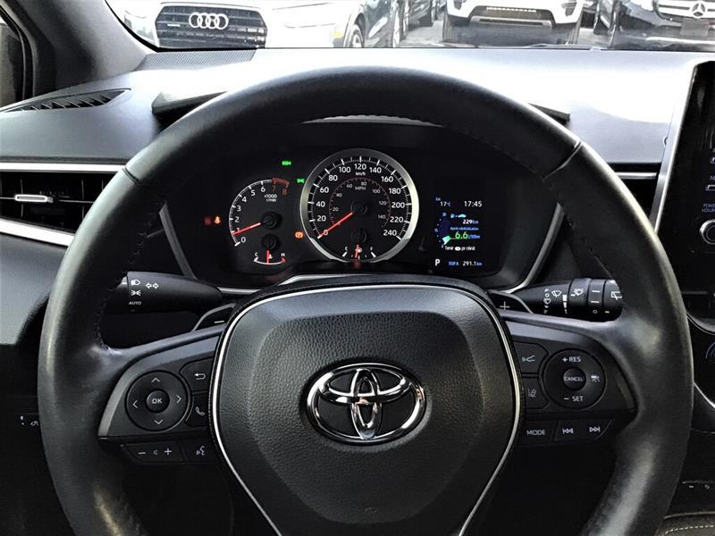 toyota Corolla Hatchback 2020 - 11