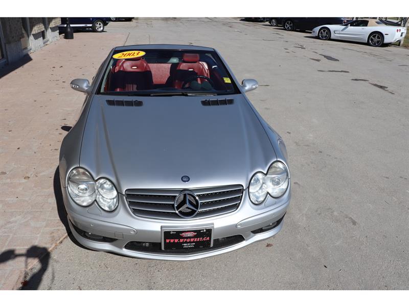 Mercedes-Benz SL-Class 21