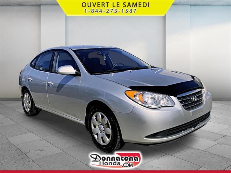 Hyundai Elantra GL *GARANTIE 1 AN / 20 000 KM* 2009