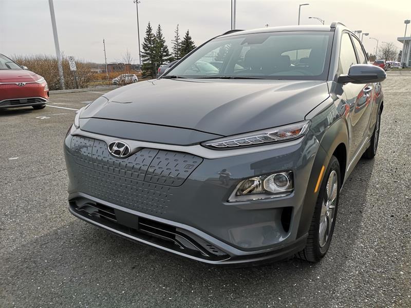 Hyundai Kona Kona Electric DEMO Ultimate Gr 2021