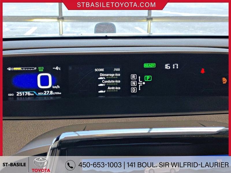 toyota Prius Prime 2018 - 19