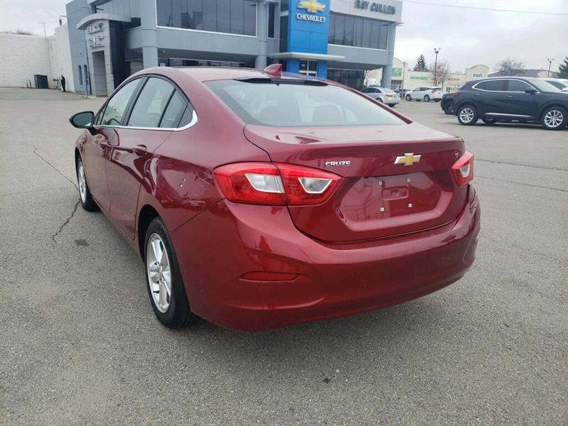 Chevrolet Cruze 3