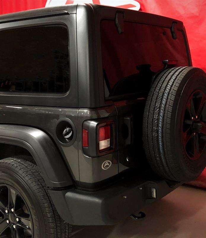Jeep Wrangler Unlimited 11