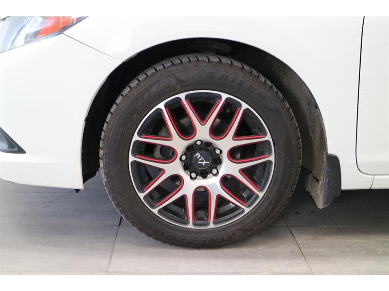 Honda Civic Coupe 5