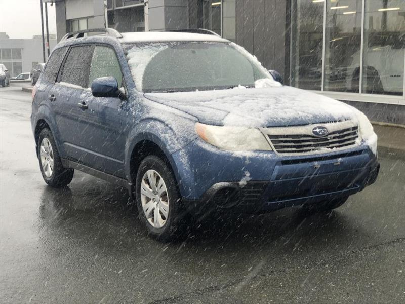 2009 Subaru  Forester X manuel