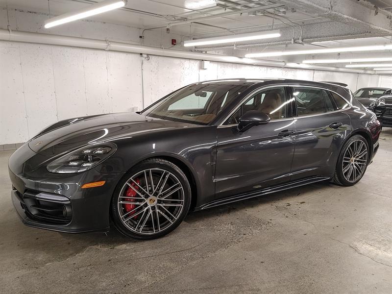 Porsche Panamera Turbo Sport Turismo AWD 2018