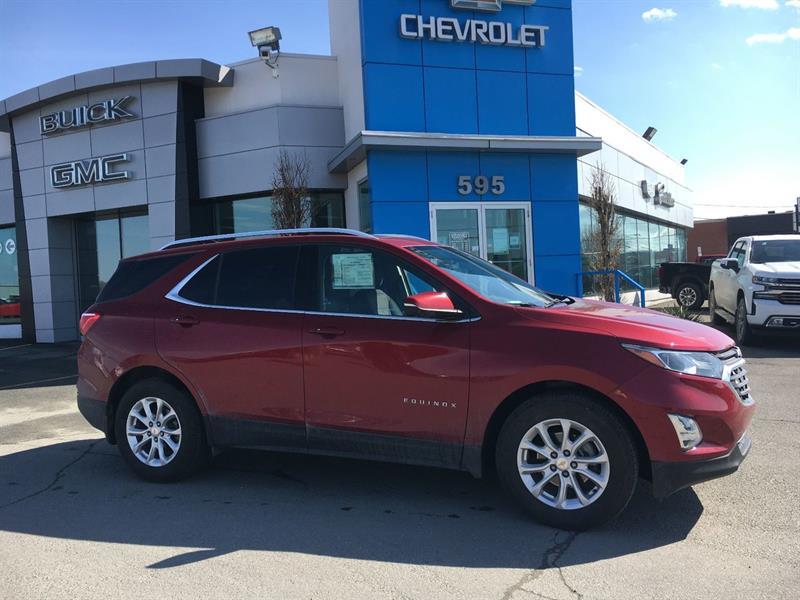 Chevrolet Equinox 1