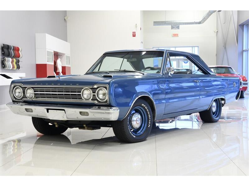 Plymouth Belvedere 1967 -