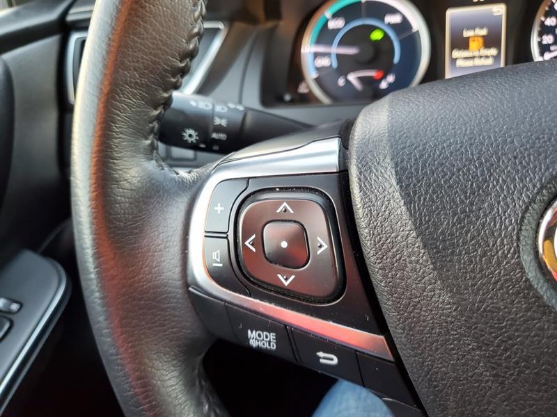 toyota Camry Hybrid 2017 - 14