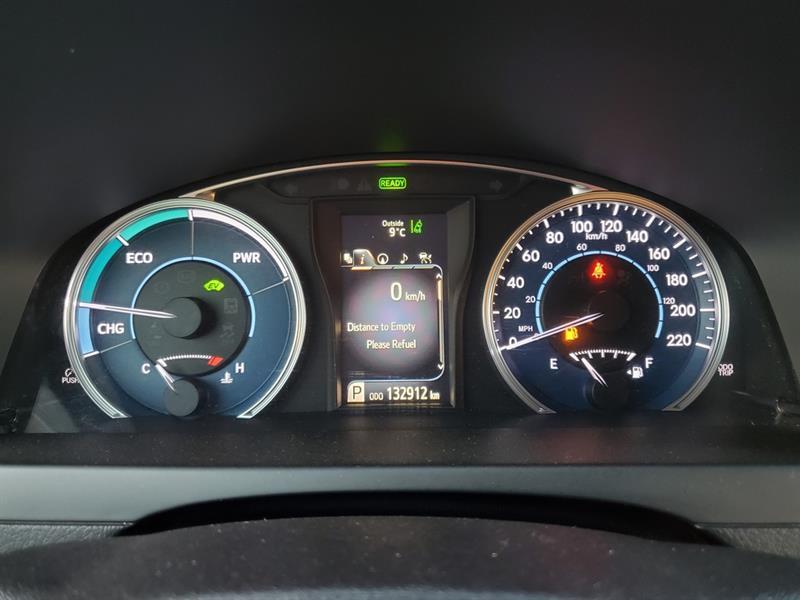 toyota Camry Hybrid 2017 - 15