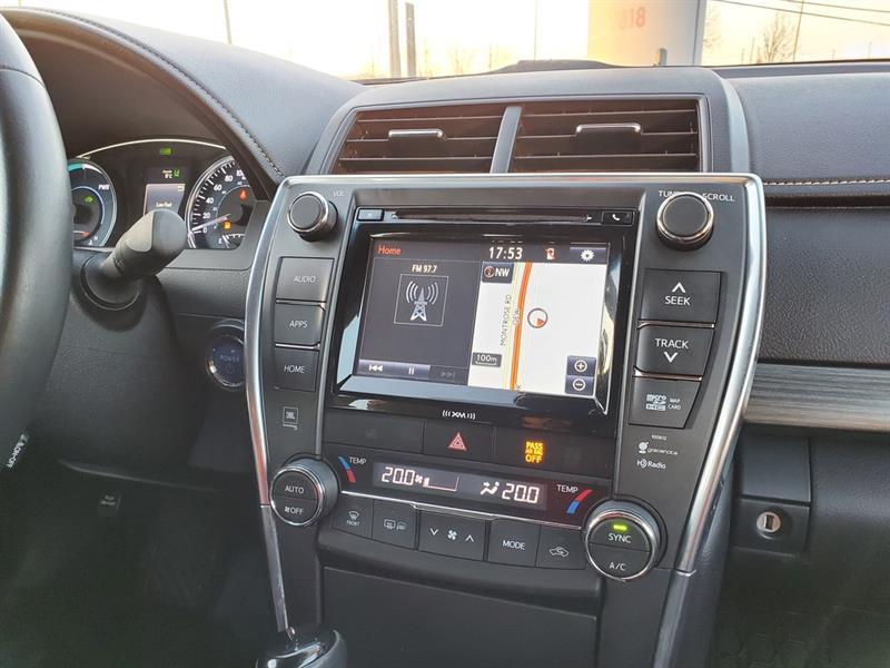 toyota Camry Hybrid 2017 - 19