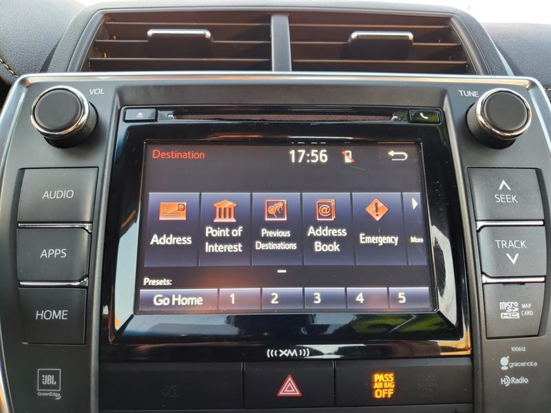 toyota Camry Hybrid 2017 - 23