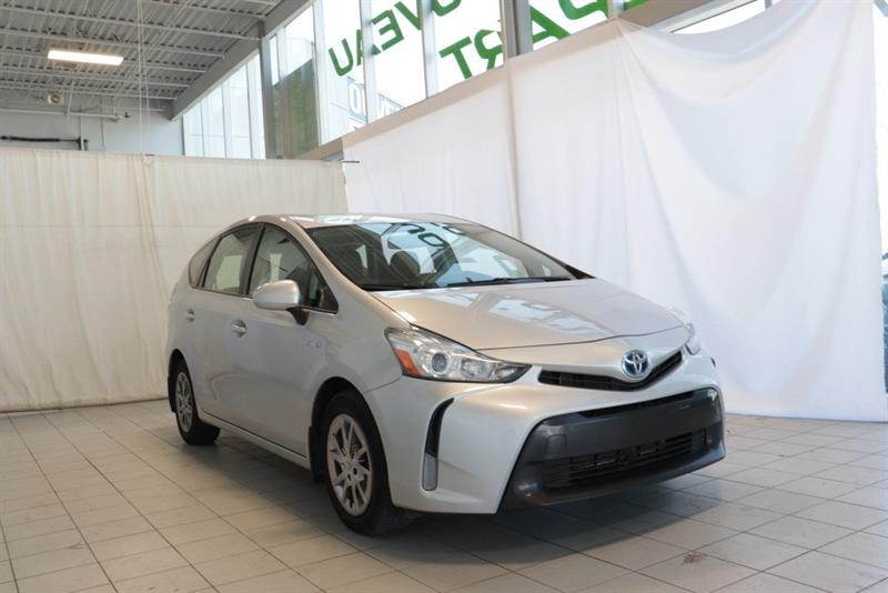 toyota Prius v 2016 - 3