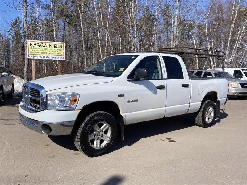 2008 Dodge Pick-up