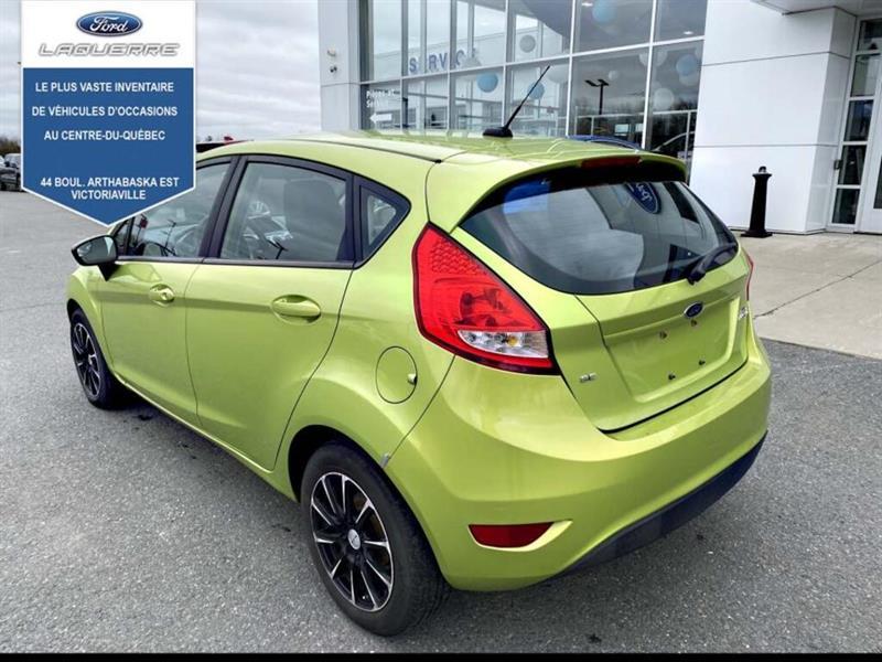 Ford Fiesta 7