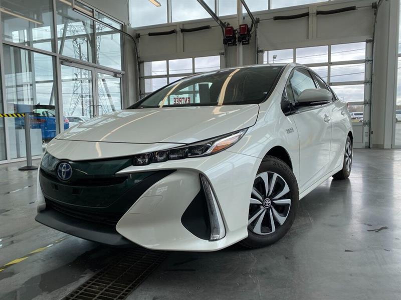 toyota Prius Prime 2019 - 1