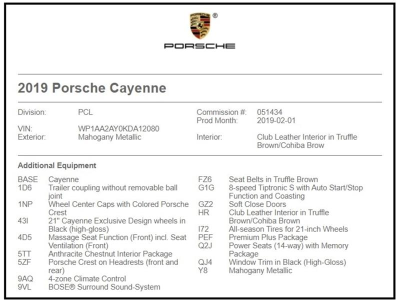 Porsche Cayenne 24