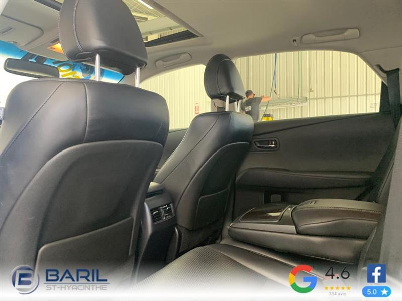 Lexus RX 350 11