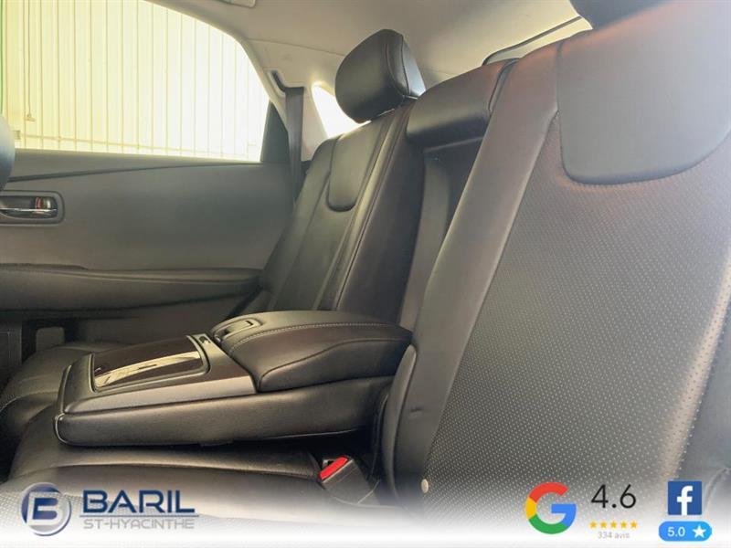 Lexus RX 350 12