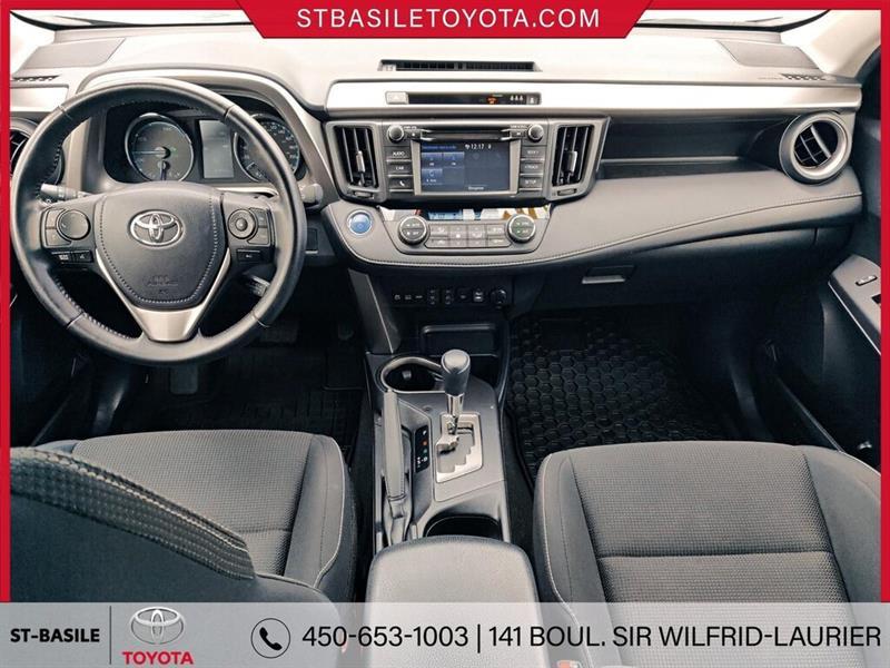toyota RAV4 Hybrid 2017 - 25