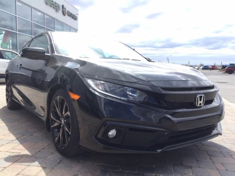 Honda Civic Coupe 9