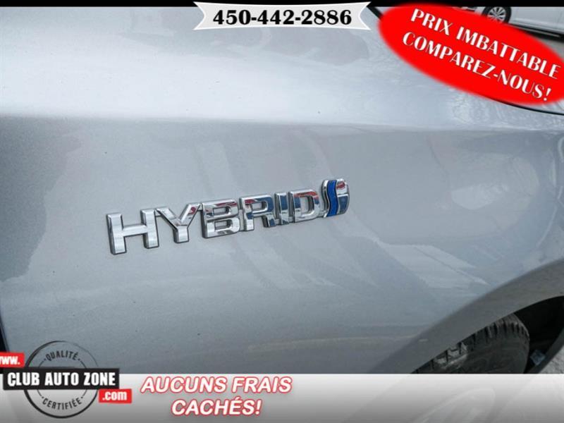 toyota Camry Hybrid 2015 - 9