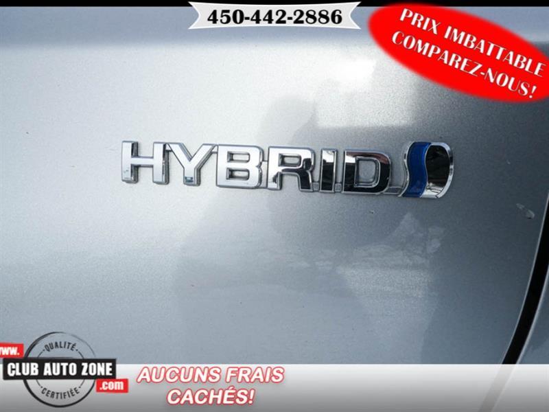 toyota Camry Hybrid 2015 - 11
