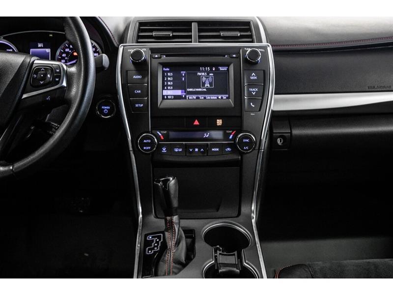 toyota Camry Hybrid 2017 - 33